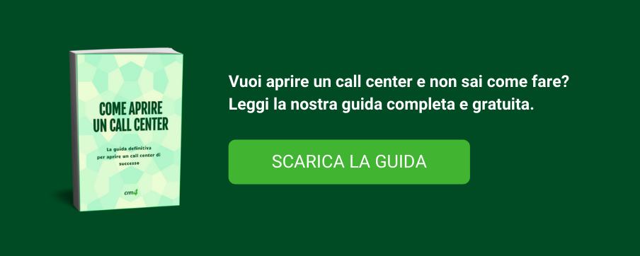 download come aprire un call center