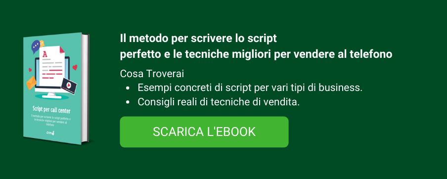 download script per call center