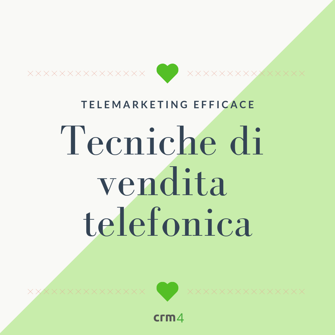 Telemarketing efficace con le tecniche di vendita telefonica per call center
