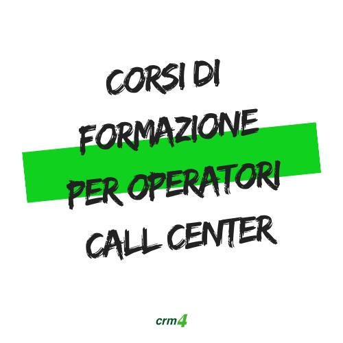 Corsi di formazione per operatori call center: come strutturarli?